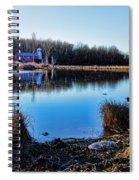 Old Barn Walpack Nj Spiral Notebook