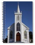 Old Bodega Church Spiral Notebook