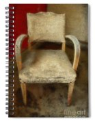 Old Chair Spiral Notebook