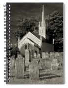 Old Church Yard Spiral Notebook