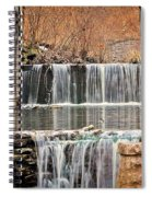 Old Erie Canal Locks Spiral Notebook