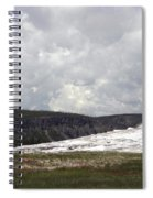 Old Faithful At Rest Spiral Notebook