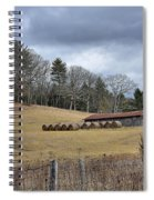 Old Farm Spiral Notebook