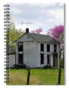 Old Farmstead Spiral Notebook