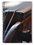 Old Fiddle 2 Spiral Notebook