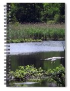 Old Fishing Hole Spiral Notebook