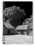 Old Fort Spiral Notebook