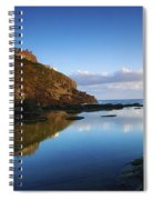 Old Head Of Kinsale, County Cork Spiral Notebook
