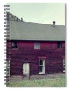 Old Hotel Spiral Notebook