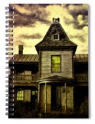 Old House At St Michael's Spiral Notebook