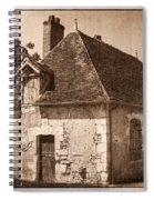 Old Kitchen House Spiral Notebook