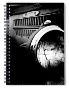 Old Mack Spiral Notebook
