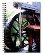 An Old Mill Spiral Notebook