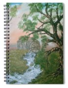 Old Mill Spiral Notebook