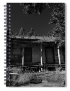 Old Mountain Ranch Spiral Notebook