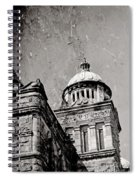 Old Parliament In Bc Spiral Notebook