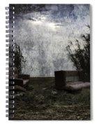 Old Sofas Spiral Notebook