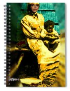 Old South Madonna Spiral Notebook