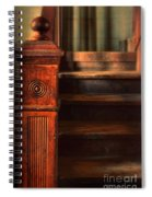 Old Staircase Spiral Notebook