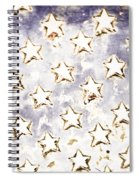 Old Stars Spiral Notebook
