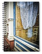 Old Store Front 1 Spiral Notebook