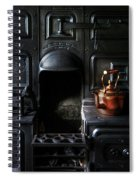 Old Stove Spiral Notebook
