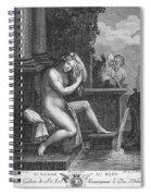 Old Testament: Shoshanna Spiral Notebook