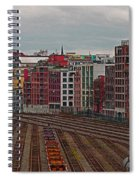 Old Town Vancouver Spiral Notebook