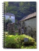 Old Watermill Spiral Notebook