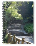Oldbridge Steps Spiral Notebook