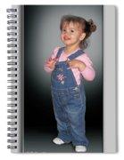 Olivia Spiral Notebook