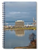 Olympia Lake Spiral Notebook