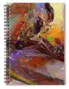 Olympiad Spiral Notebook