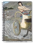 Olympic Games, Antiquity Spiral Notebook
