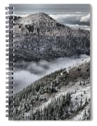 Olympic Ridge Spiral Notebook