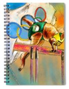 Olyver Spiral Notebook