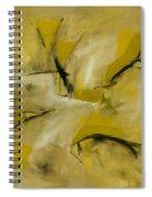 Om Path Spiral Notebook