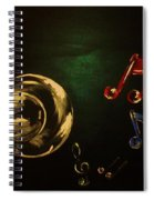 On Another Note Spiral Notebook
