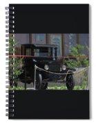 On Display Spiral Notebook