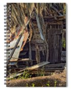 On Evergreen Plantation In La Spiral Notebook