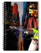 On Every Street Spiral Notebook