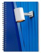 On Spiral Notebook