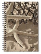 On The Beach 2 Spiral Notebook