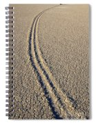 On The Move Spiral Notebook
