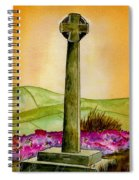 On The Yorkshire Moors Spiral Notebook