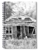 Once Called Home Spiral Notebook