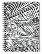 One 16 Spiral Notebook