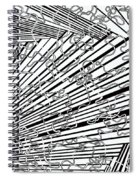 One 17 Spiral Notebook