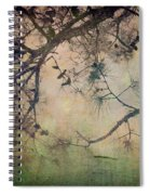 One Autumn Day Spiral Notebook