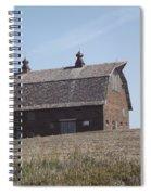 One Barn Hill Spiral Notebook